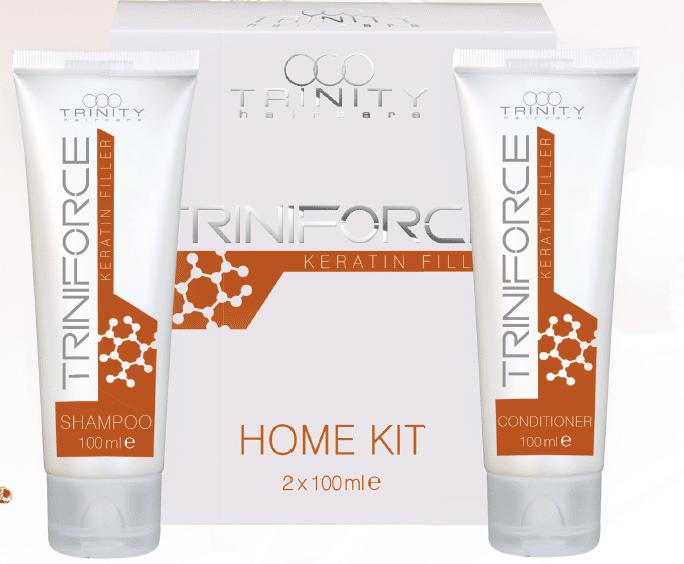 Keratin Filler Home Kit für zu Hause