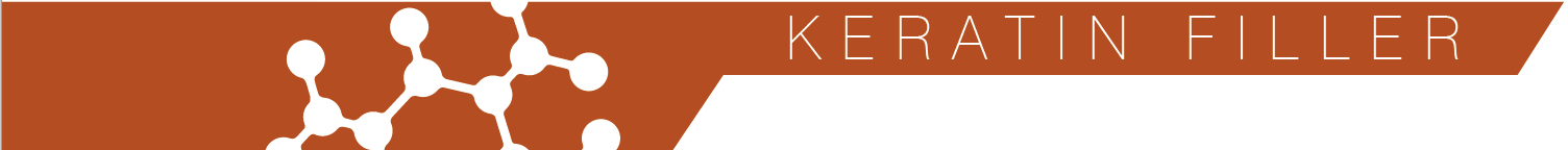 Logo Keratin Filler
