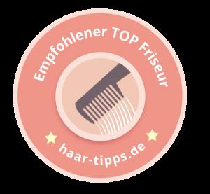 Auszeichnung von haar-tipps.de